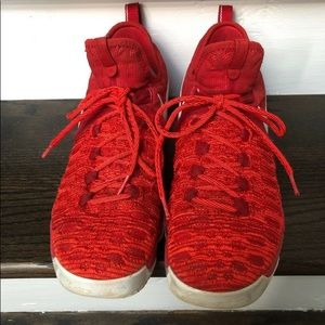 Nike Zoom KD 9 Kevin Durant Basketball Shoes 10 M